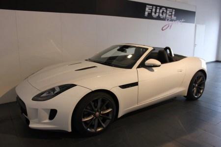 Jaguar-F-Type-weiß-1